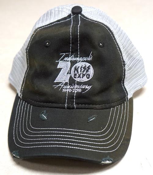 fb8e1ba99ba812 2018 Indianapolis KISS Expo Adjustable Trucker Hat