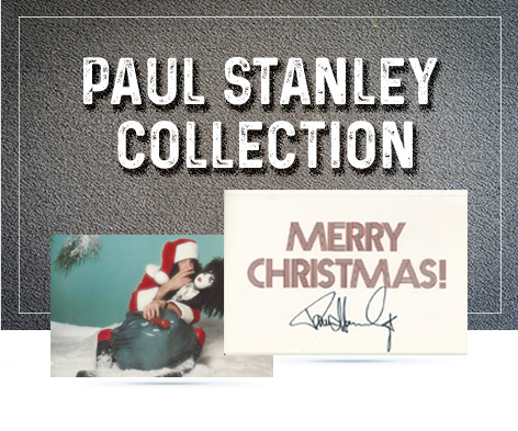 PAUL STANLEY COLLECTION