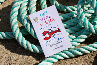 One Little Lobster Book