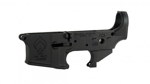 Ballistic Advantage   AR15 Stripped Lower Receiver