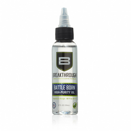 Battle Born High Purity Oil 2oz Bottle