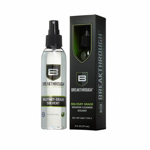 Breakthrough Military-Grade Solvent 6oz Spray Bottle
