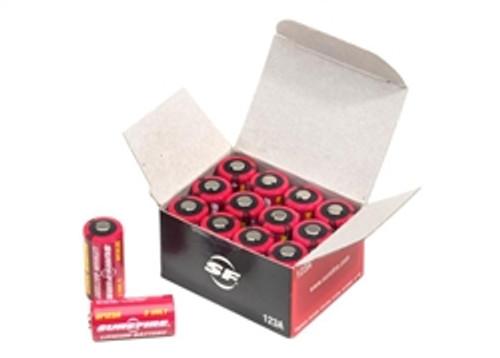 Surefire | CR123A Batteries - 12 Pack