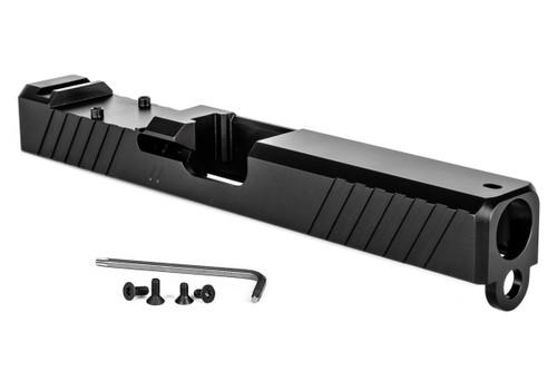ZEV Technologies   Z17 Duty Stripped Slide with RMR Cut Gen 3 - Black