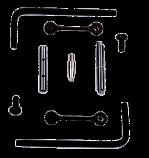 KNS Precision Anti-Rotational Pins .154 Mod 2 - Black