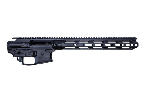 "Brace Built | Modern Carbine MC6 AR-15 Receiver Set & Handguard - 13"""