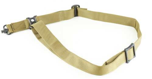 Griffin Armament   Switch Hitter Convertible Sling - Coyote Tan