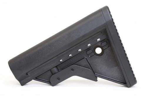 Griffin Armament | Extreme Condition Stock (ECS) Mil-spec Pattern - Black