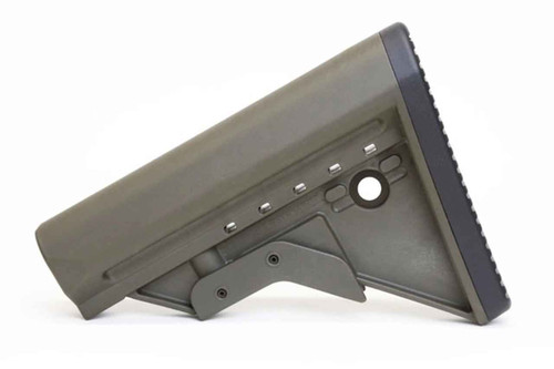 Griffin Armament   Extreme Condition Stock (ECS) Mil-Spec Pattern - OD Green