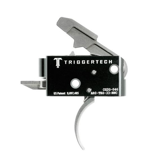 Triggertech | Competitive 3.5lb AR Trigger - Stainless
