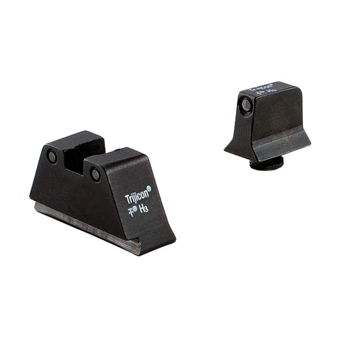 Trijicon | Bright & Tough Suppressor Sights - Glock Standard Frames GL201-C-600661