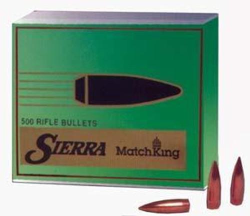 Sierra   6.5mm/.264 107gr HPBT MatchKing - 500ct