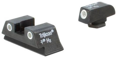 Trijicon | Bright & Tough Night Sights - Glock Small Frames TRGL13C6777