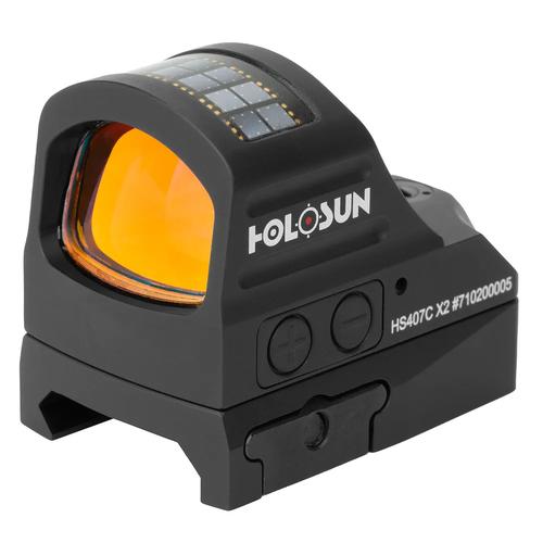 Holosun | HS507C-X2 Multi-Reticle Reflex Sight