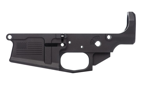 Aero Precision   M5 Stripped Lower Receiver Freedom Edition -  Anodized Black
