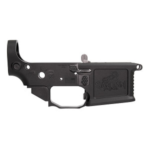 San Tan Tactical | STT-15 AR15 Billet Lower Receiver - W/Logo