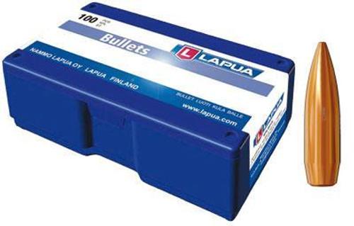 "Lapua | Scenar Bullets 6.5mm/.264"" 123gr OTM - 100ct"