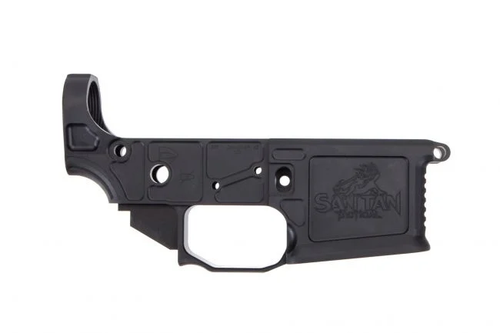 San Tan Tactical | STT-15L Lite Billet Lower Receiver