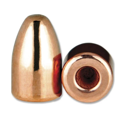 Berry's Bullets | 9mm (.356) 115gr Hollow Base Round Nose Thick Plate - 1000ct