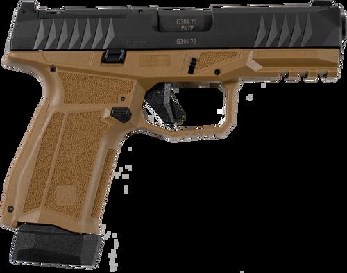 Arex Defense Delta Gen2 M Optics Ready FDE Pistol