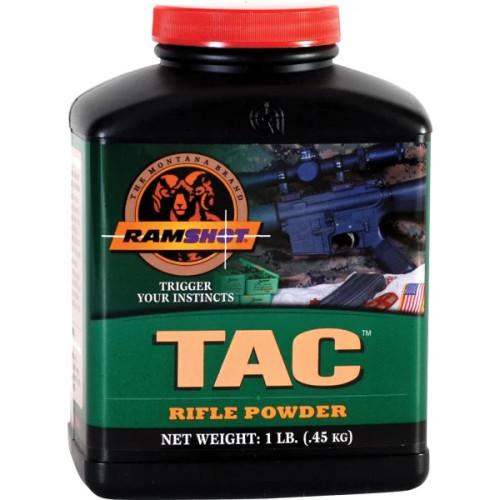 Ramshot   TAC Smokeless Powder - 1lb