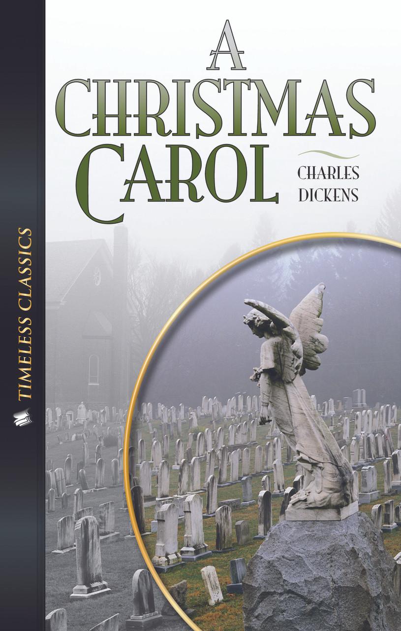 A Christmas Carol Book Cover.A Christmas Carol Novel Differentiated Classics