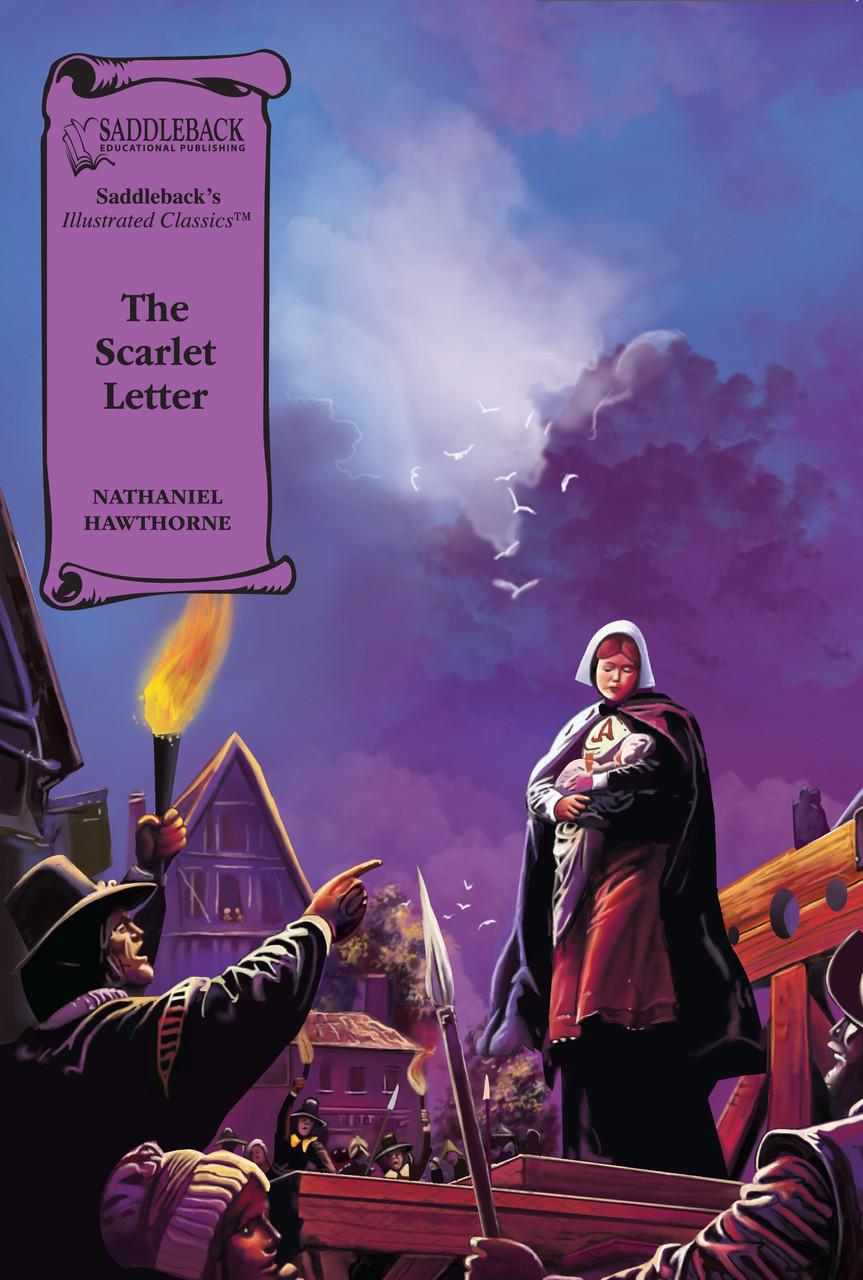 The Scarlet Letter Graphic Novel Audio (Digital Download)