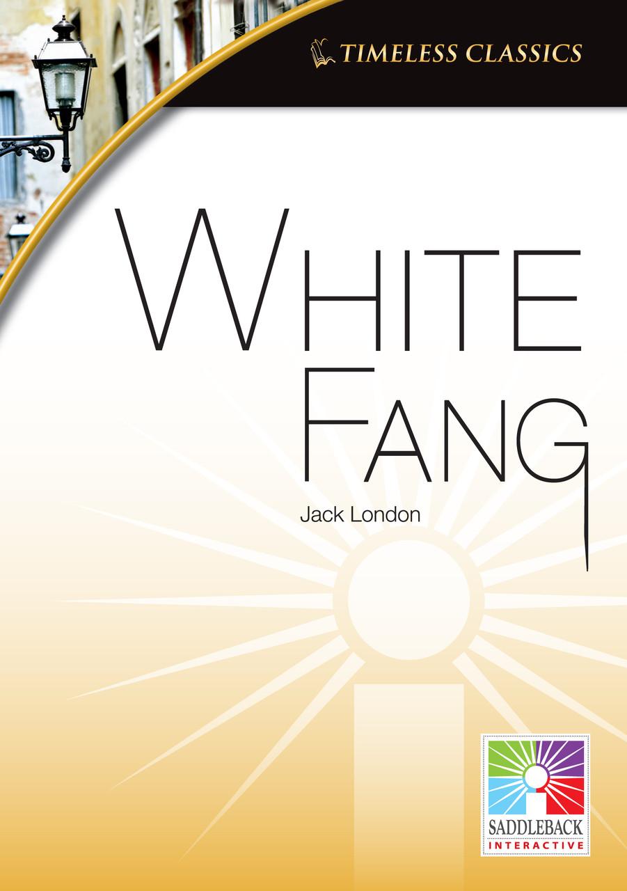 White Fang (Saddleback Classics)