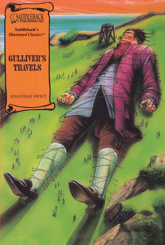 Gulliver's Travels Graphic Novel