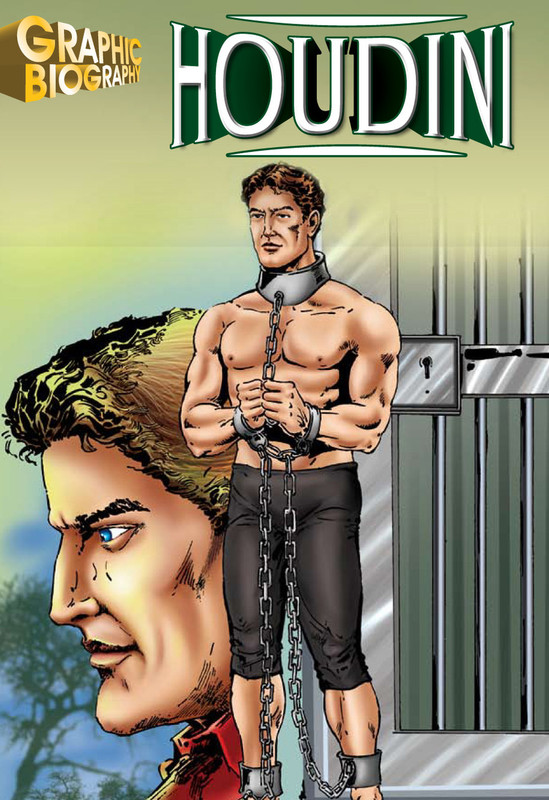 Houdini Graphic Biography