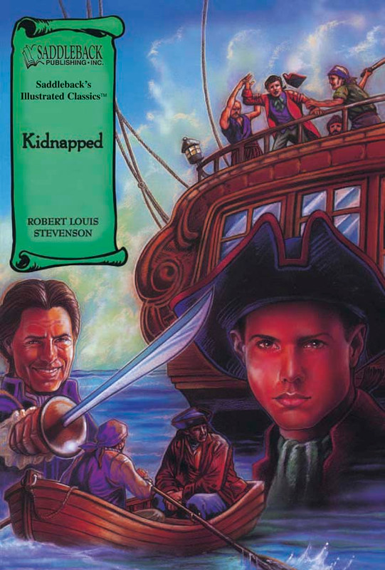Kidnapped Graphic Novel
