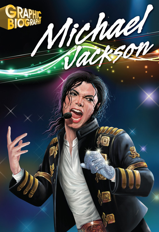 Michael Jackson Graphic Biography