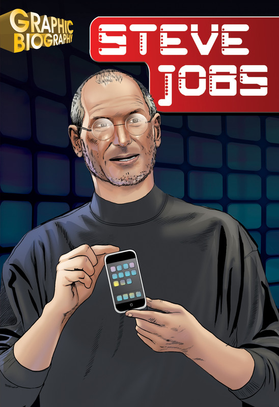 Steve Jobs Graphic Biography