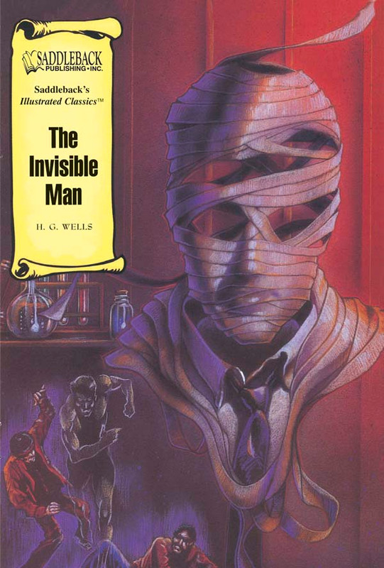 The Invisible Man Graphic Novel
