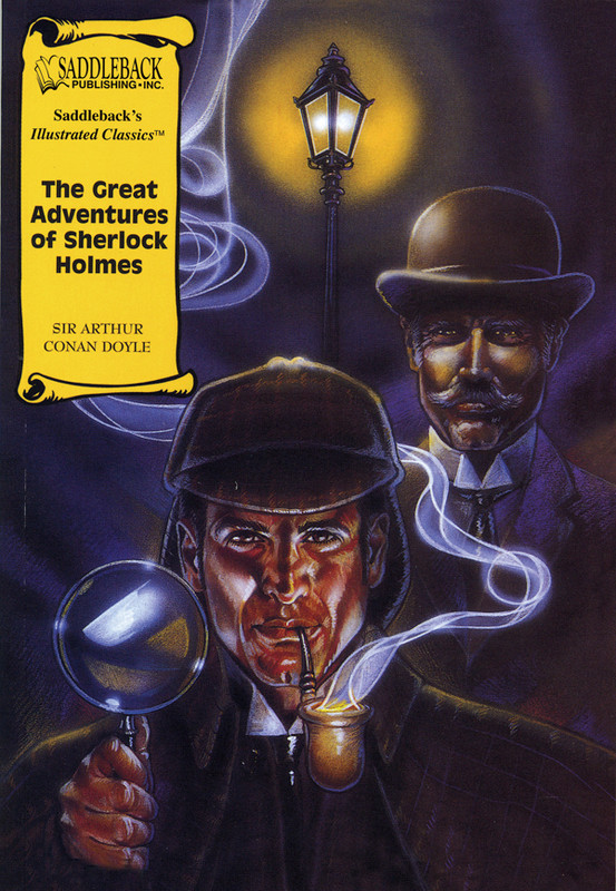 The Great Adventures of Sherlock Holmes Graphic Novel