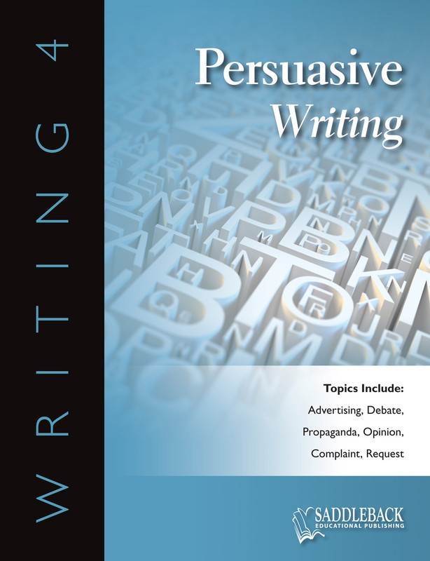Persuasive Writing (Digital Download)