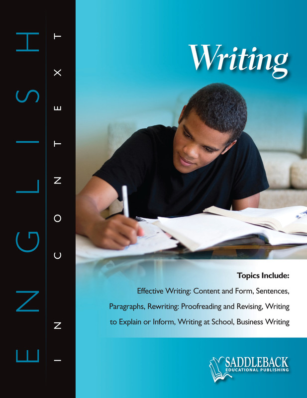 Writing (Digital Download)