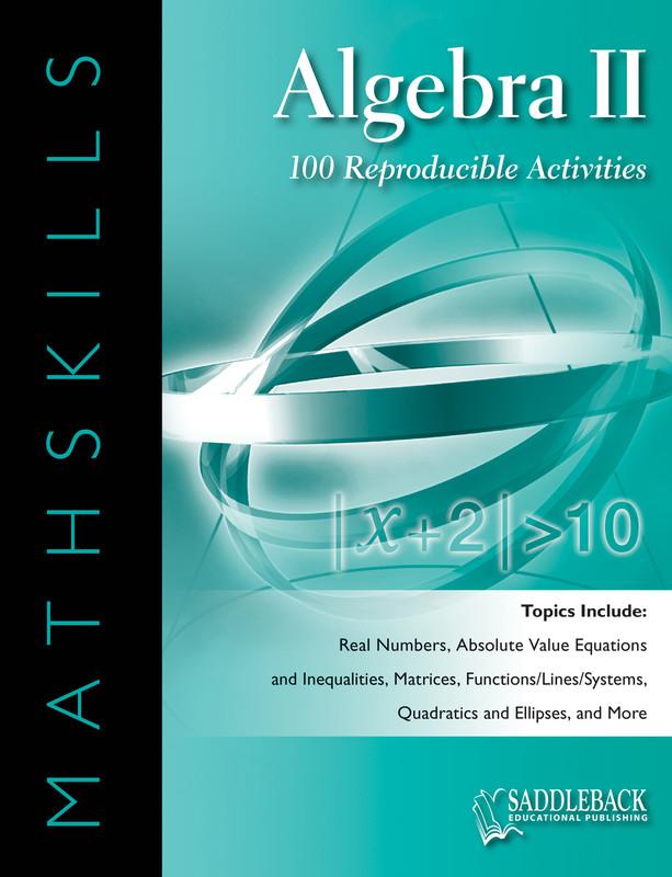 MathSkills Algebra 2 (Digital Download)