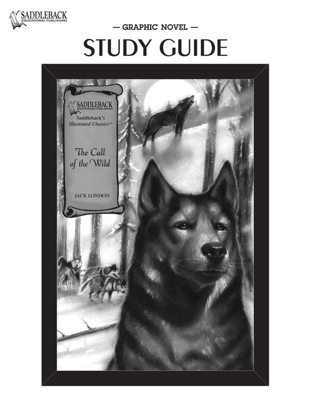 The Call of the Wild Graphic Novel Study Guide (Digital Download)