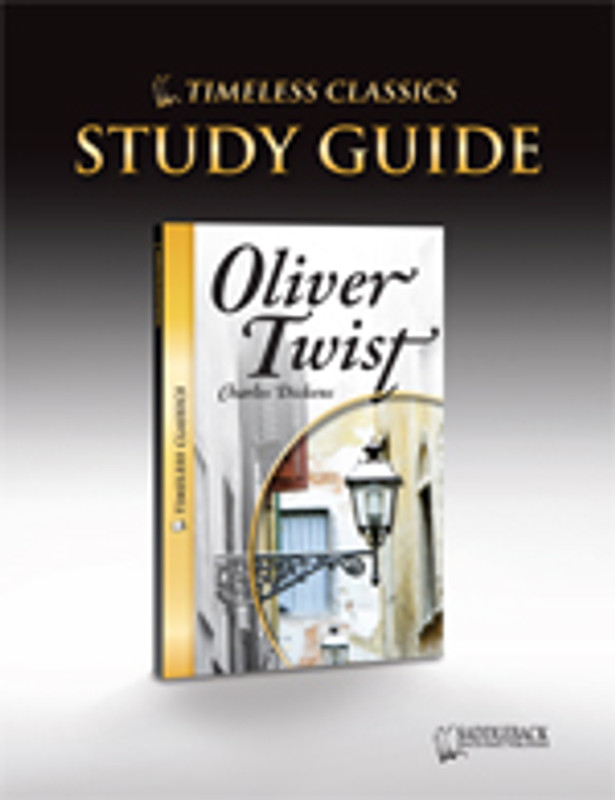 Oliver Twist Study Guide (Digital Download)