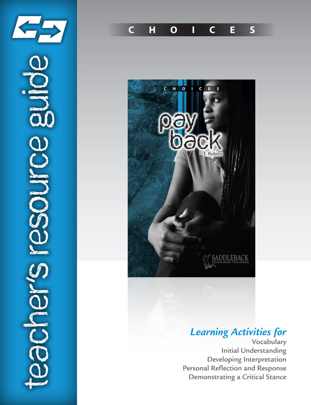 Pay Back Teacher's Resource Guide(Digital Download)