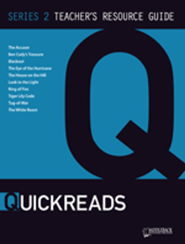 Q Reads Set 2 Teacher's Resource Guide (Digital Download)
