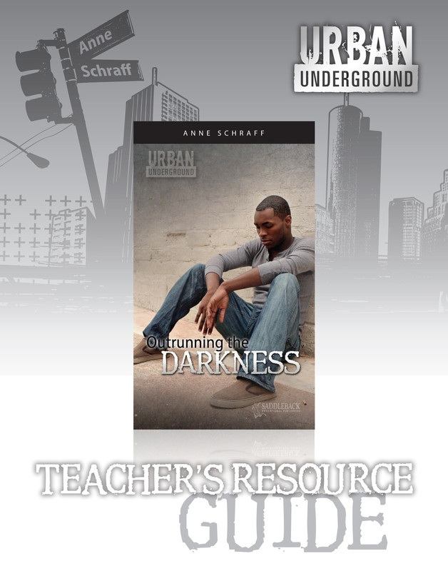 Outrunning the Darkness Teacher's Resource Guide (Digital Download)