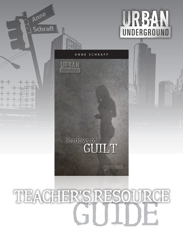 Shadows of Guilt Teacher's Resource Guide (Digital Download)