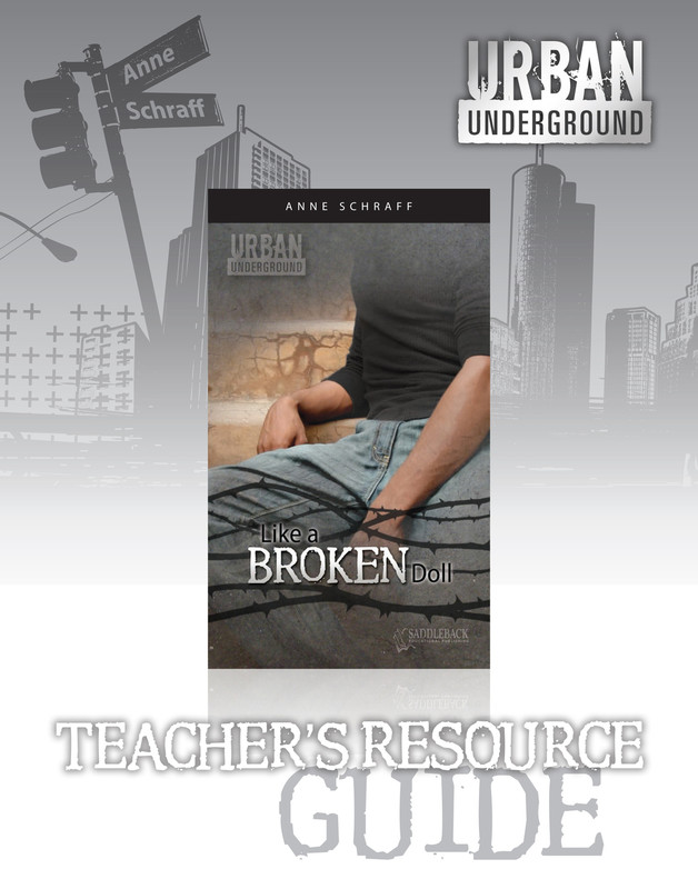 Like a Broken Doll Teacher's Resource Guide (Digital Download)