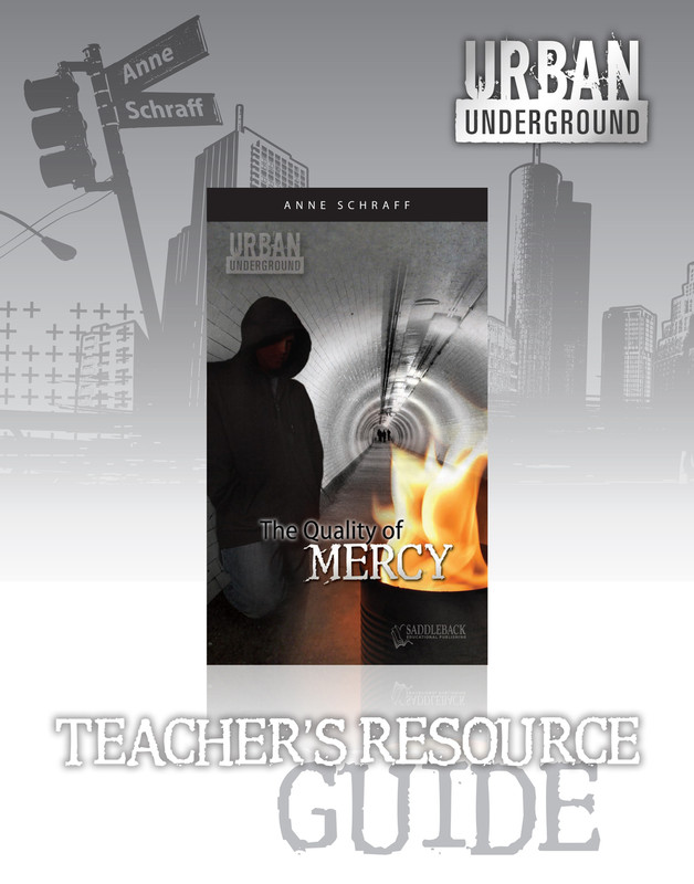 The Quality of Mercy Teacher's Resource Guide (Digital Download)