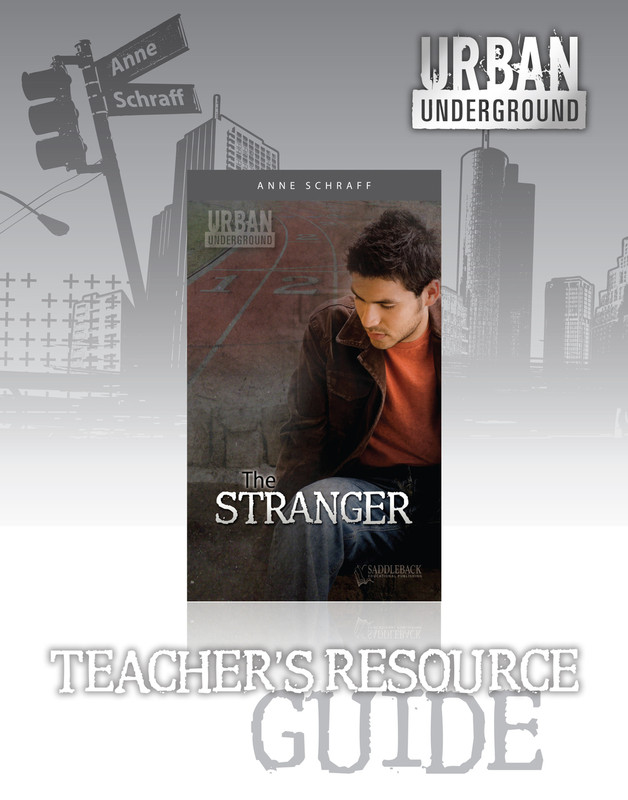 The Stranger Teacher's Resource Guide (Digital Download)