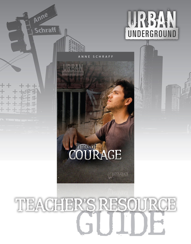 Time of Courage Teacher's Resource Guide (Digital Download)