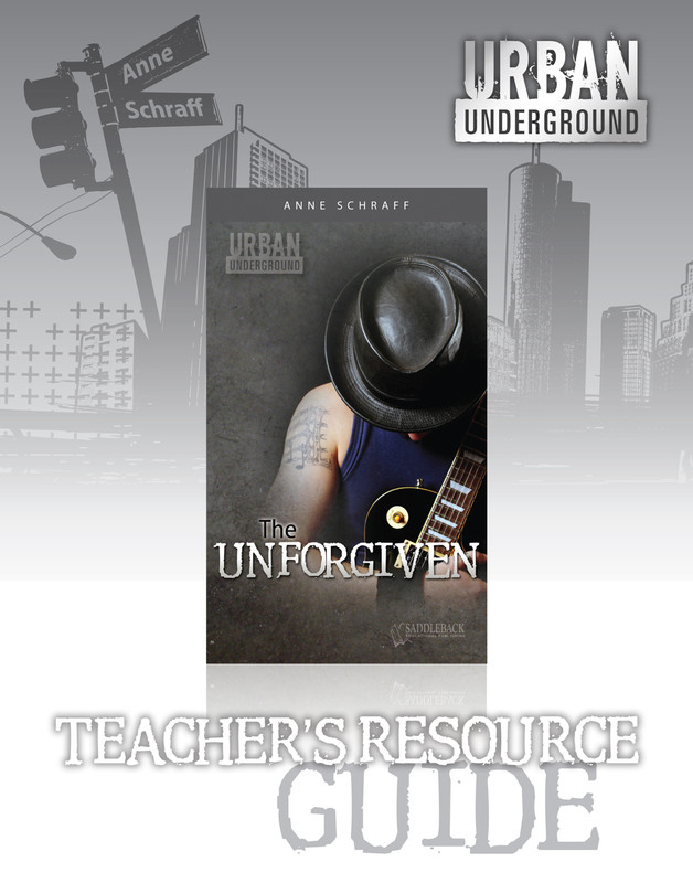 The Unforgiven Teacher's Resource Guide (Digital Download)