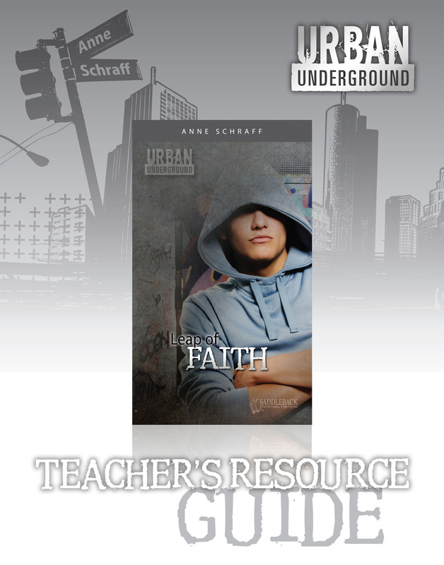 Leap of Faith Teacher's Resource Guide (Digital Download)